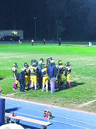 West perry midget football